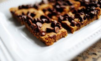 Шоколадно-кофейное овсяное печенье, пошаговый рецепт с фото | 200x330